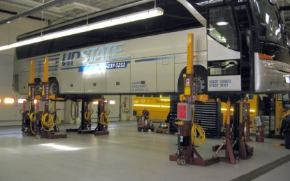 How do Vehicle Lifts Relate to Shop Efficiency?