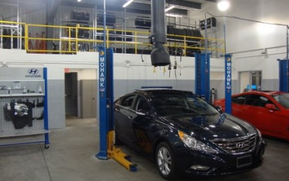 Increasing Service Department Productivity While Cutting Expenses